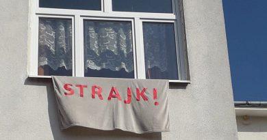 Trwa strajk nauczycieli