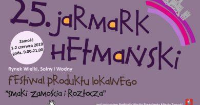 Jarmark Hetmański już jutro