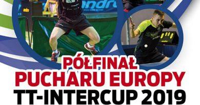 Półfinał Pucharu Europy w tenisie stołowym już dziś