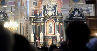 100-lecie powrotu zakonników do Radecznicy