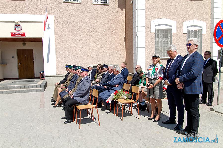 73. rocznica odbicia więźniów w Zamościu