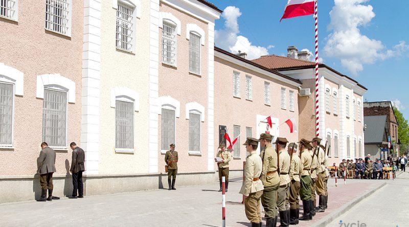 73. rocznica odbicia więźniów w Zamościu – INSCENIZACJA