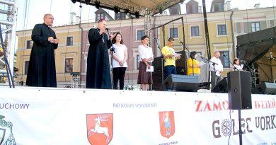 Diecezjalny Dzień Osób Niepełnosprawnością w Zamościu