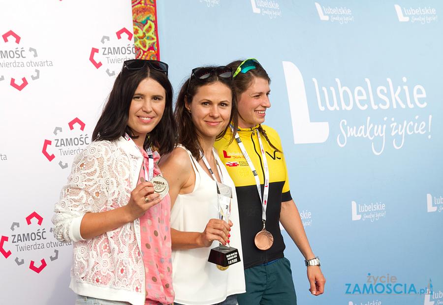 Dziennikarze z całego świata na rowerach w Zamościu