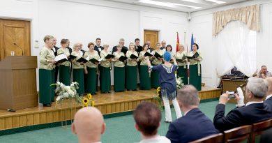 Uroczysta sesja Rady Miasta –  Jan Paweł II w Zamościu 1999 r