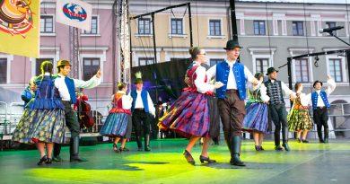 Eurofolk 2019 – koncert zespołu z Węgier (Hungaria)