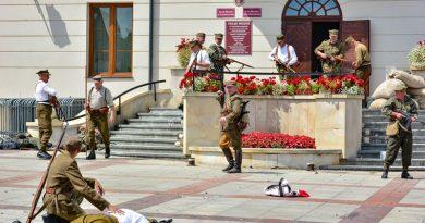 75. rocznicy wkroczenia partyzantów do Szczebrzeszyna