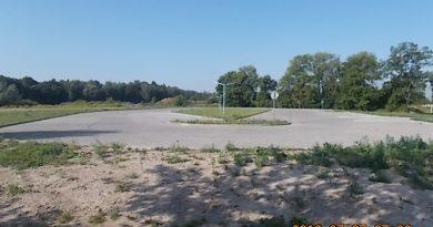 Nowe miejsca parkingowe nad zamojskim zalewem