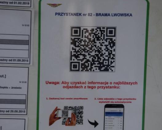 Wirtualny rozkład jazdy już w Zamościu