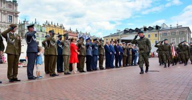 Święto Wojska Polskiego na Rynku Wielkim