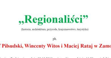 """,Regionaliści""""  zapraszają"""