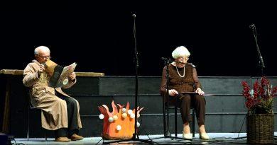 Jesiennie na Przeglądzie Twórczości Seniorów