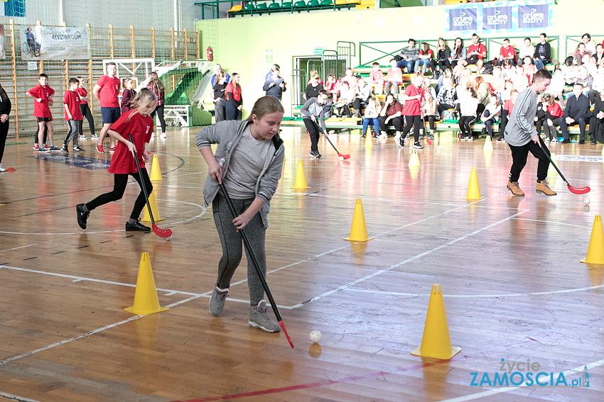 Dzień wolontariusza na sportowo