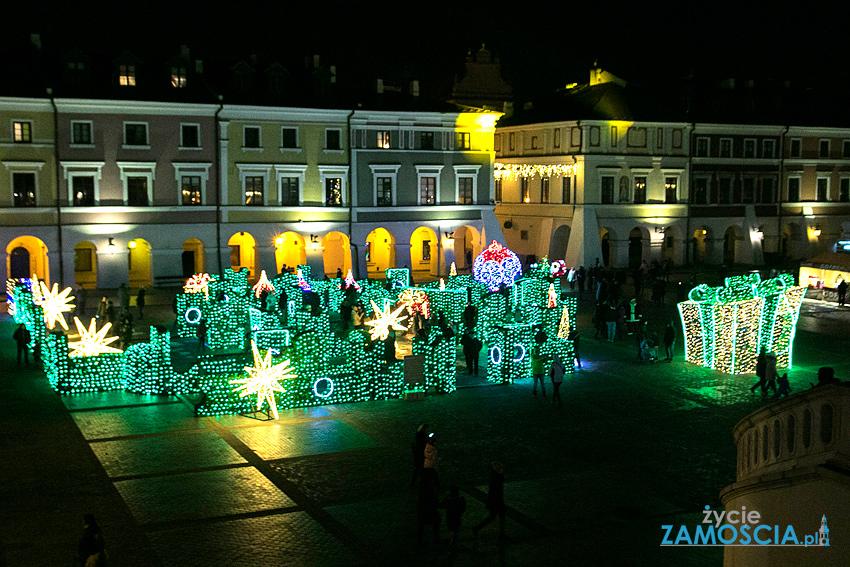 Premiera miejskich iluminacji