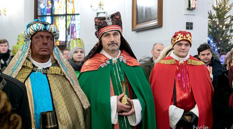 Biogramy odtwórców głównych ról na VII Orszaku Trzech Króli w Zamościu
