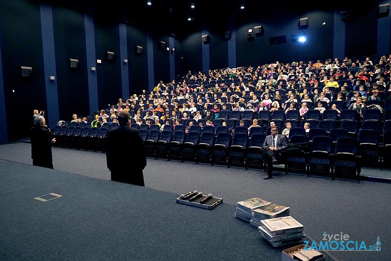 Filmowe rekolekcje dla najmłodszych na Sacrofilmie