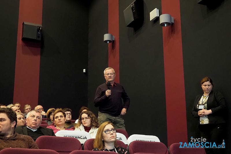 """Przedpremierowy pokaz filmu """"Zieja"""" na Sacrofilmie"""
