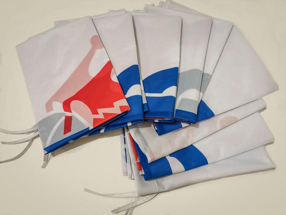 Dzień Flagi Rzeczypospolitej w czasie COVID -19