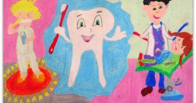 """Rozstrzygnięcie konkursu MDK """"Piękny uśmiech, zdrowe zęby"""""""