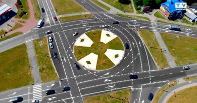 Bezpieczeństwo ruchu drogowego na zamojskich ulicach w 2020 roku