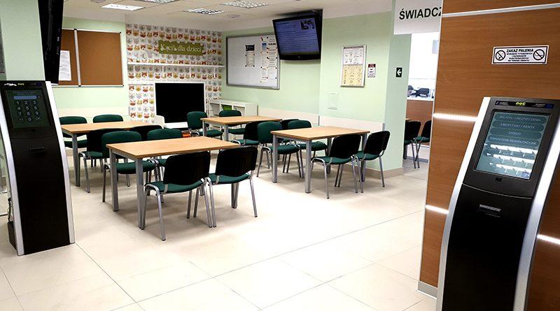 Od poniedziałku ZUS w Zamościu otwiera nową salę obsługi klientów