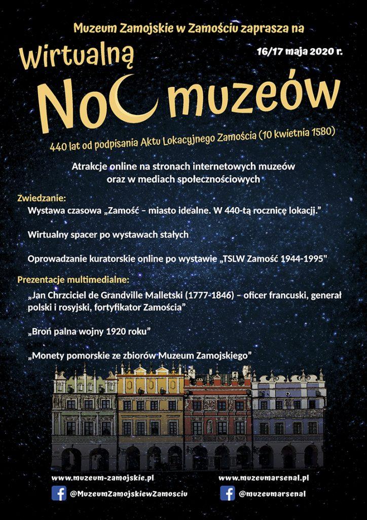 Tegoroczna Noc Muzeów będzie wyjątkowa
