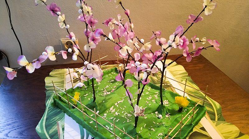 """""""Wiosna na dworze, a ja w domu tworzę…"""" – wiosenne prace w Siódemce"""