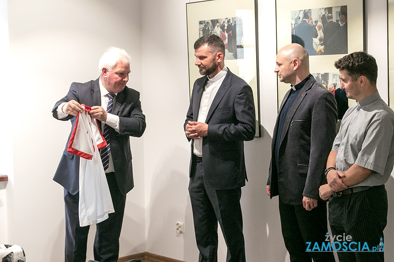 Łączy nas piłka – mistrzowie Europy docenieni przez prezesa LZPN