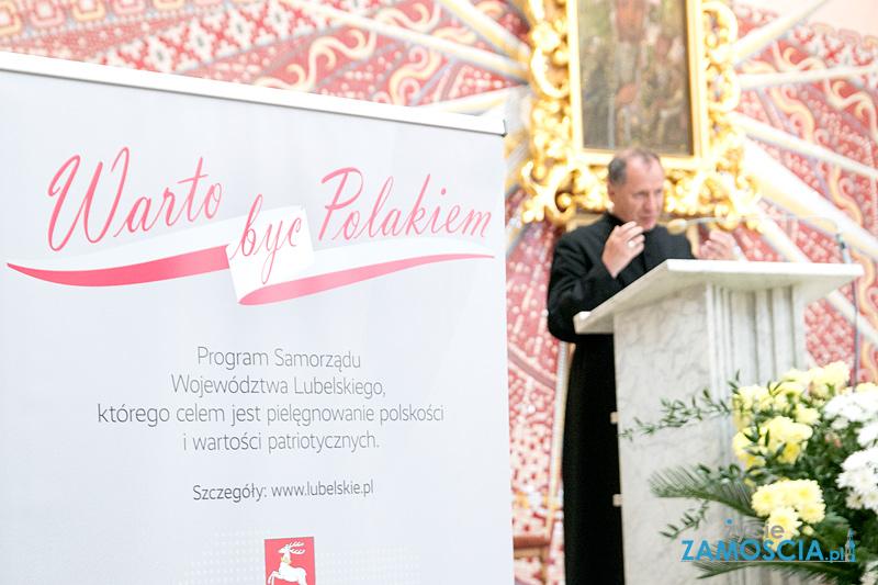 """,,Polska – to imię nas określa"""" – wykład ks. Pawła Bortkiewicza"""