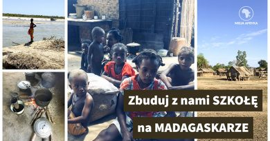 Zbuduj z nami szkołę na Madagaskarze