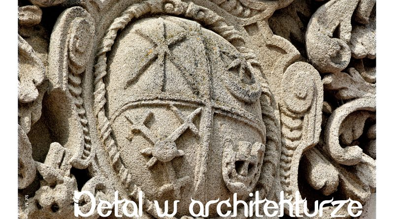 Architektoniczne detale Zamojskiej Grupy Fotograficznej