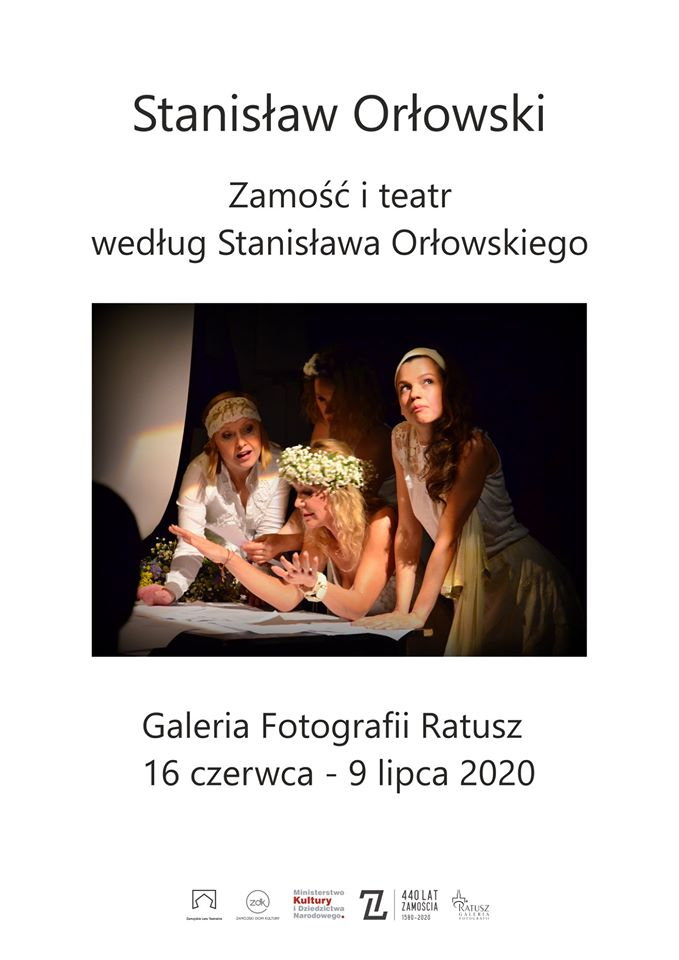 Zamość i teatr według Stanisława Orłowskiego