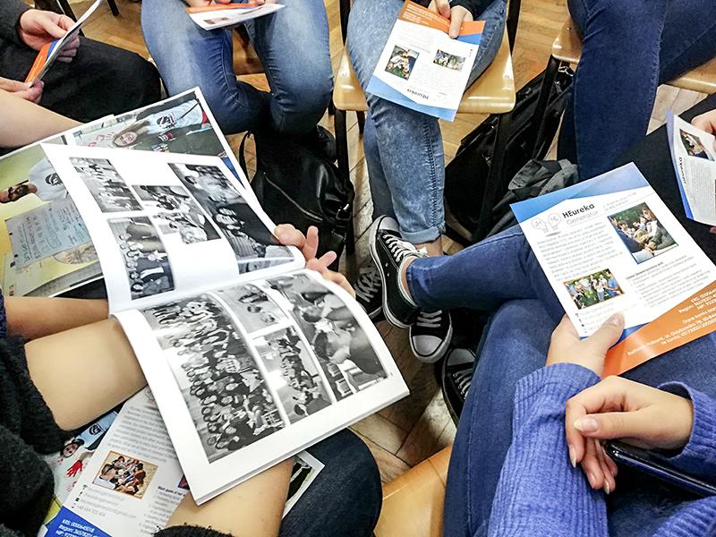 Lekcje żywej historii w HEureka Generator