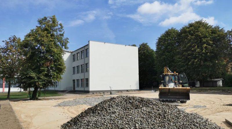 Nowe boisko dla Budowlanki
