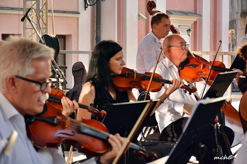 Muzyczne filmowe hity wybrzmiały na Wodnym