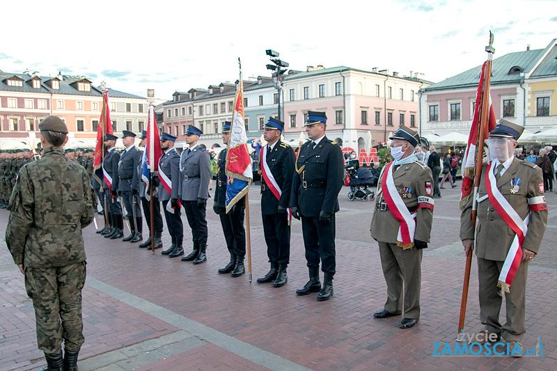 81-rocznica agresji ZSRR na Polskę – uroczystości w Zamościu