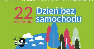 22 września: Dzień bez Samochodu