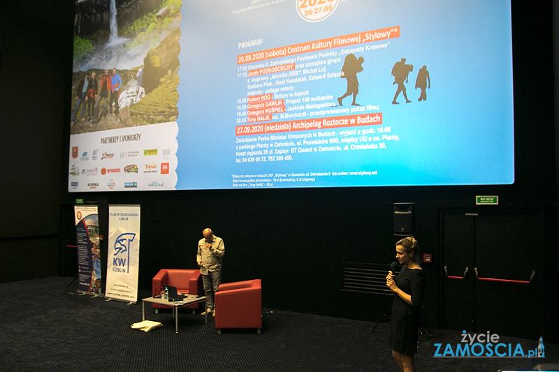 6 Zamojski Festiwal Podróży  – o Madagaskarze z Grzegorzem Kuśpielem