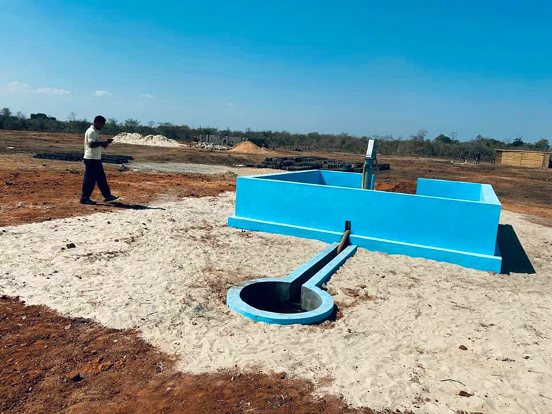Madagaskar: Dzięki pomocy z Zamościa wybudowano studnię oraz powstaje szkoła