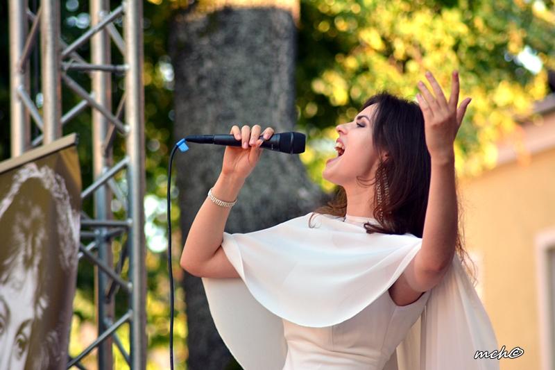 Śpiewająca Eurydyka na Wodnym