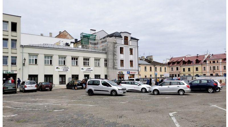 Informacja dot. parkingów płatnych