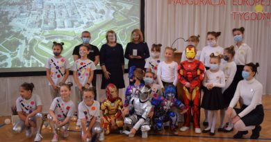 Inauguracja 8 edycji Europejskiego Tygodnia Kodowania w Szkole Podstawowej nr 7 w Zamościu