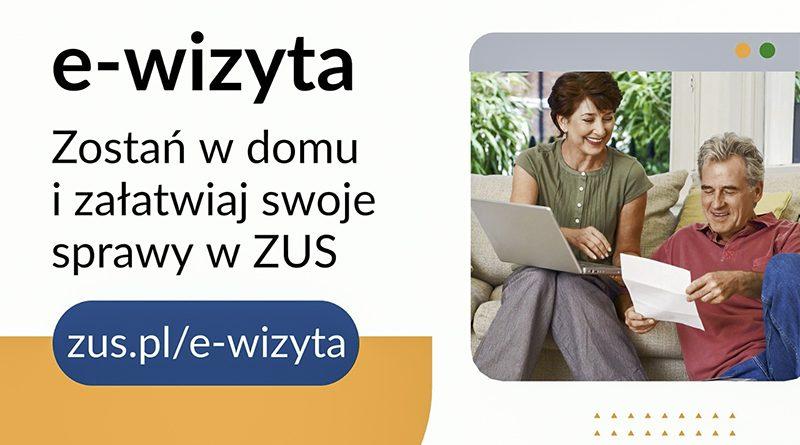 ZUS uruchamia e-wizyty
