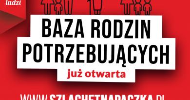 Start 20 edycji Szlachetnej Paczki