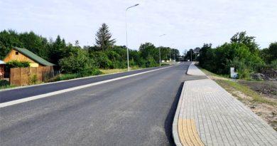 Zakończyła się przebudowa i budowa ulicy Altanowej