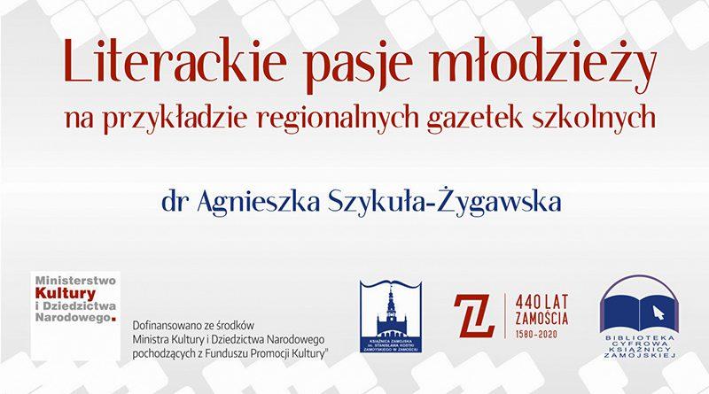 Regionalne kolekcje tematyczne w Bibliotece Cyfrowej Książnicy Zamojskiej