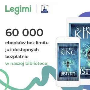 Bezpłatna wypożyczalnia e-booków w Książnicy Zamojskiej