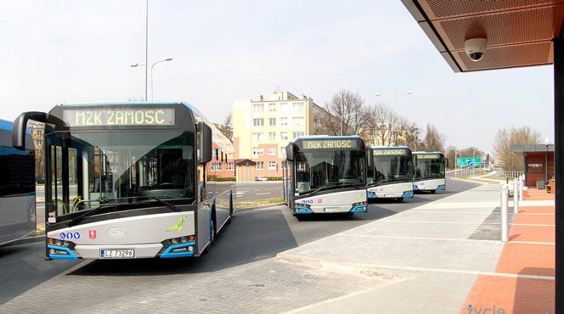 Ograniczenia w kursowaniu autobusów komunikacji miejskie