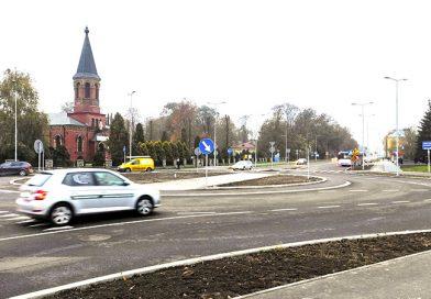 Dobiegła końca przebudowa drogi powiatowej ulicy Lubelskiej w Zamościu
