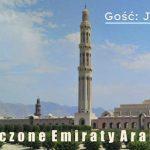 Spotkanie podróżnicze ,,Palcem po mapie,, - Zjednoczone Emiraty Arabskie i Oman
